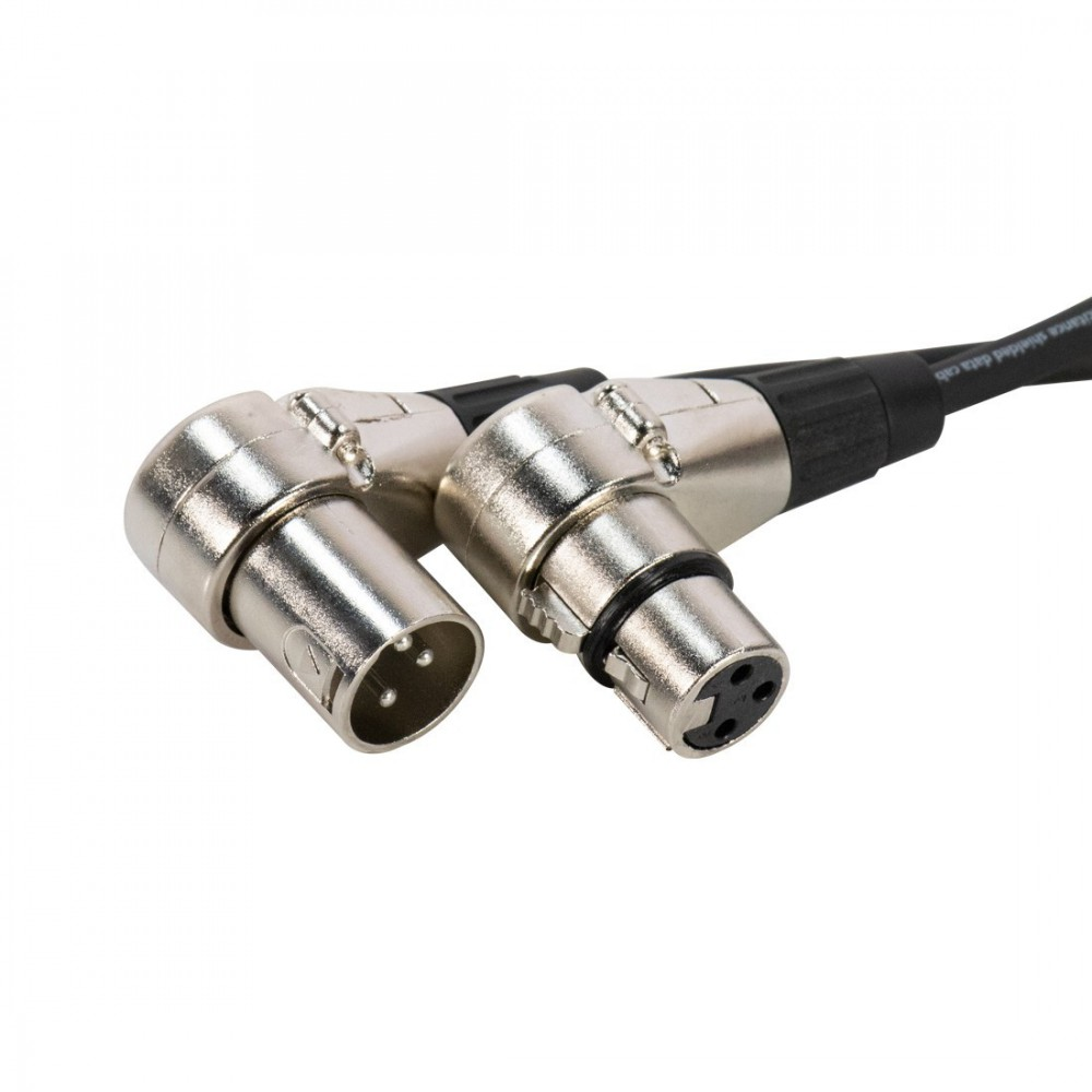 AC-XMXF/1,5-90 90° XLR 1,5m(Audio)