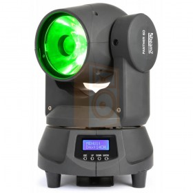 BeamZ Professional Panther 60 LED Beam voorkant groen