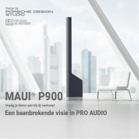 LD Systems MAUI P900 Actieve Kolom PA Systeem ontworpen door Porsche Een baanbrekende visie in PRO AUDIO