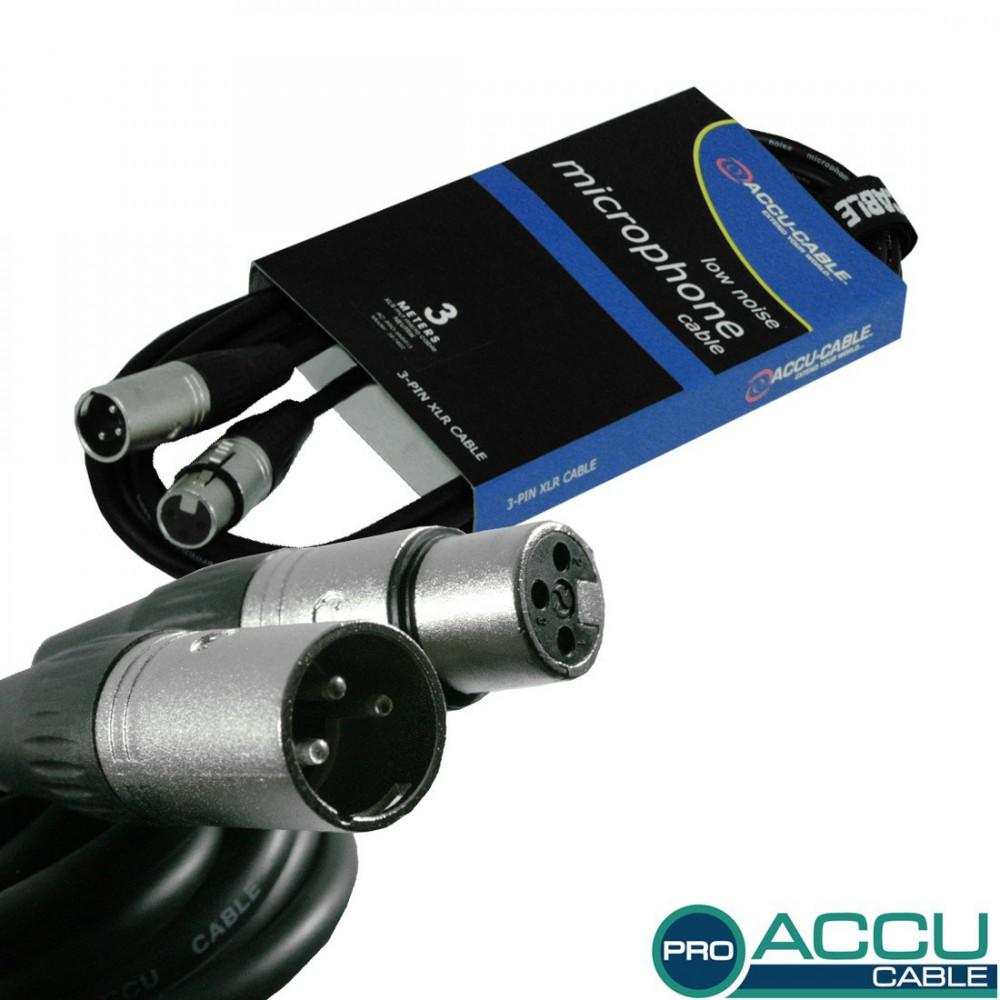 AC-PRO-XMXF/3 XLR m/f 3m