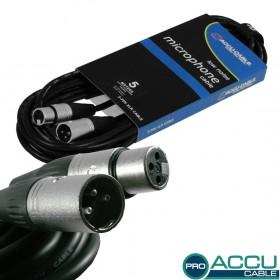 AC-PRO-XMXF/5 XLR m/f 5m