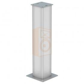 BeamZ Professional P30 Toren - 1,5 meter met wit lycra