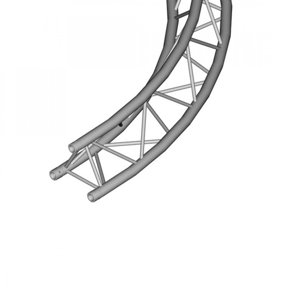 DT 33-Circle Part-4m-90dgr