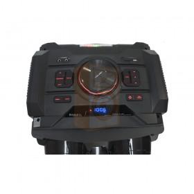 Ibiza Sound STANDUP-DJ-MKII - Mobiele DJ box 300W met usb, bluetooth & draadloze microfoon - bovenkant
