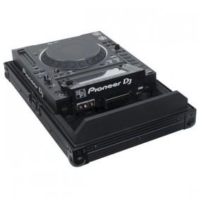 DAP Audio DAP Case voor CDJ & DJM - Universele Flightcase speler voorbeeld achterkant