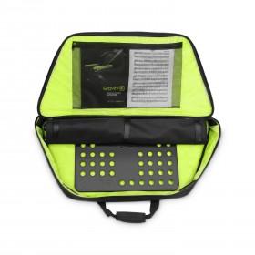 Gravity BG NS 1 B - Universele tas voor muziekstandaards binnenkant gevuld