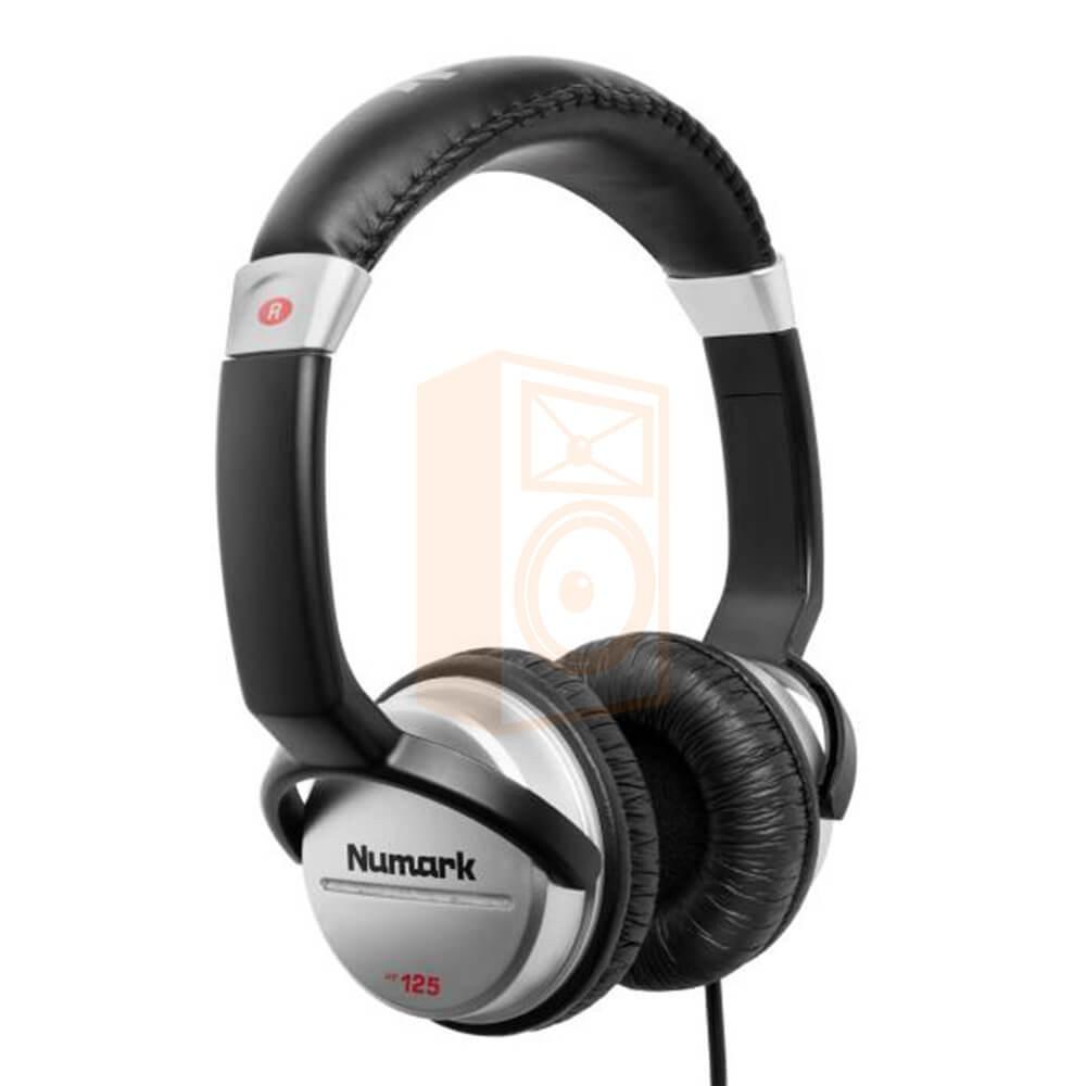 Numark HF125 Dj Hoofdtelefoon