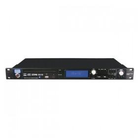 DAP CDMP-150 MKII - 1U CD/USB/MP3 speler voorkant en bediening