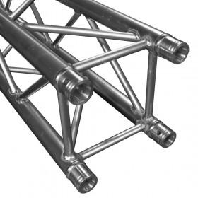 zicht van onder Duratruss DT 34/4-250 - Recht vierkante aluminium truss 250 cm