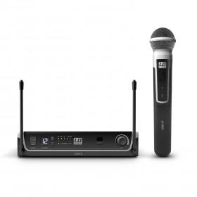 LD Systems U300 HHD series Draadloos microfoonsysteem met dynamische handmicrofoon - u306 overzicht