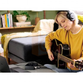 Native instruments Komplete audio 1 Audio interface geluidkaart - gebruiker voorbeeld