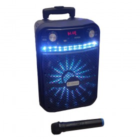 Idance Groove 408x 200 watt draadloze accu speaker - overzicht