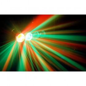 BeamZ DJ Bank BX 4x 3W RGBA LED's IR - effect 2
