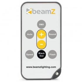 BeamZ DJ Bank BX 4x 3W RGBA LED's IR - Afstandsbediening