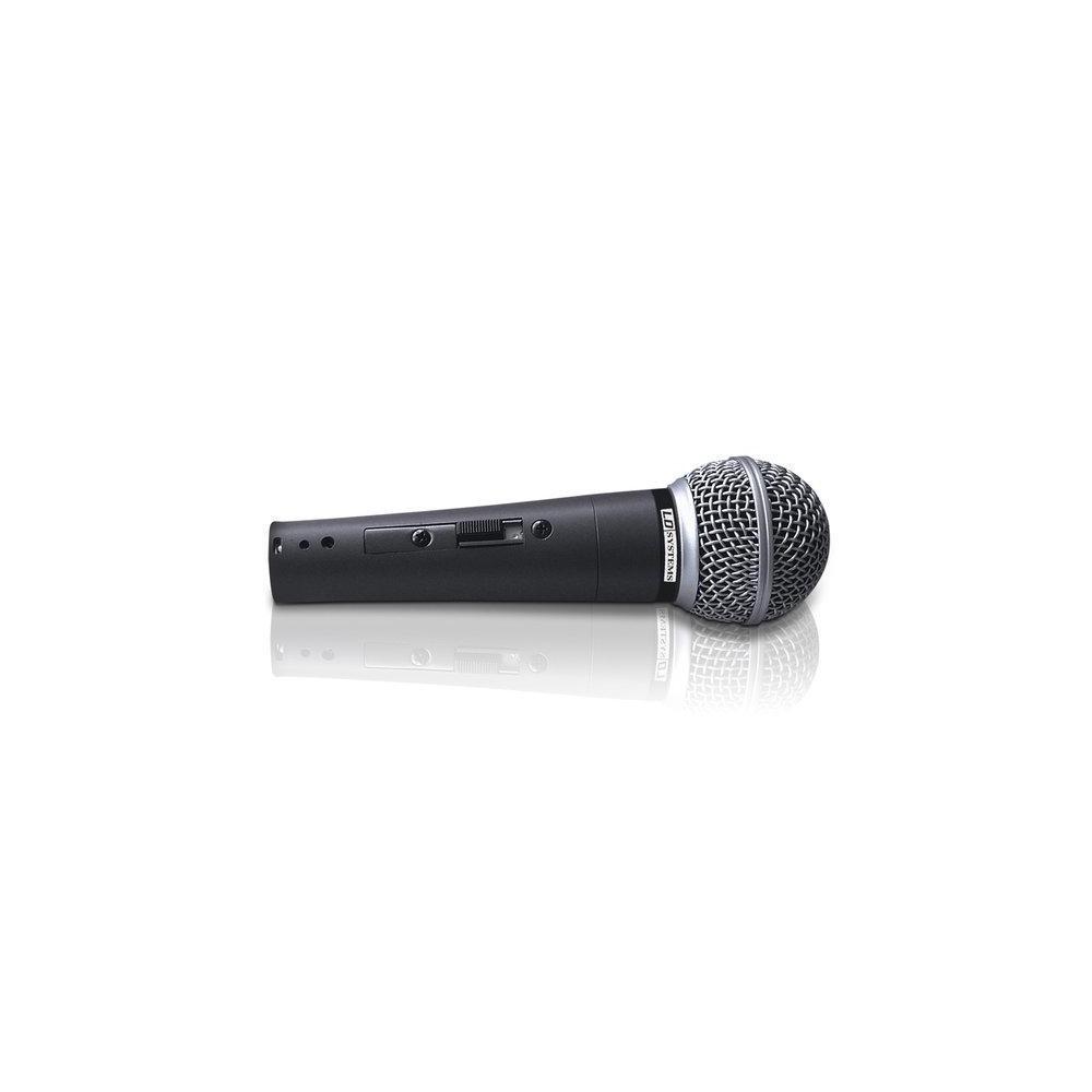 LD Systems D 1006 Dynamic Vocaal Microfoon met schakelaar