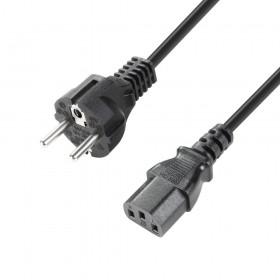 PL13320- 2m Schuko – IEC Kabel