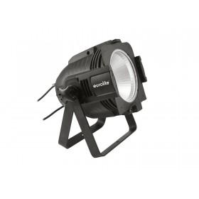 EUROLITE LED ML-56 COB RGBAWUV Hypno Floor bk - 6 in 1 COB LED Spot met RGB SMD ring uit