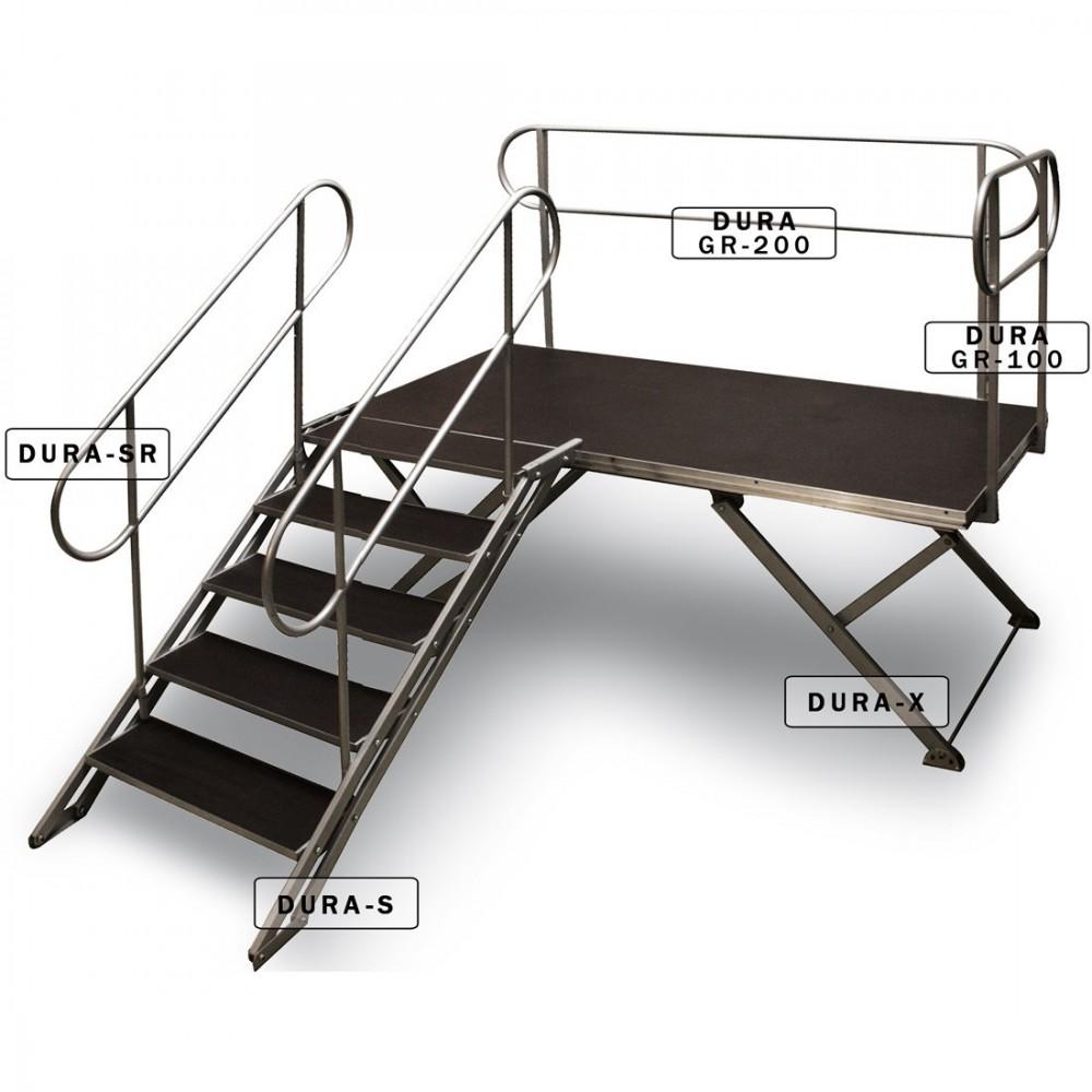 DuraTruss DURA-SR - Stair Guard Rails