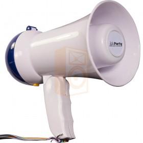 Party Light & Sound Megacup Mini Megafoon - voorkant