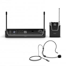 LD Systems U300 BPH series Draadloos microfoonsysteem met bodypack en headset - u306 overzicht