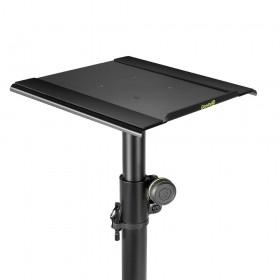 Gravity SP 3202 Studio Monitor Speaker Stand - bovenplaat overzicht