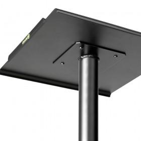 Gravity SP 3202 Studio Monitor Speaker Stand - bovenplaat onderkant