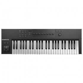 Native Instruments Komplete Kontrol A49 Midi keyboard - Boven aanzicht