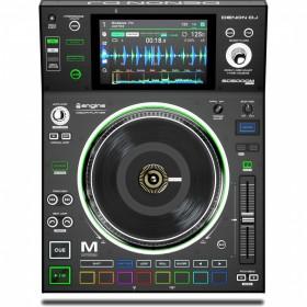 Denon DJ 2x SC5000M + X1800 Prime Set - SC5000M Pro dj media speler