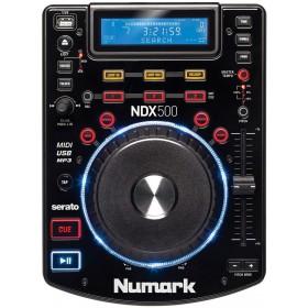 Numark NDX500 USB/CD Media Player en DJ Software Controller - recht boven