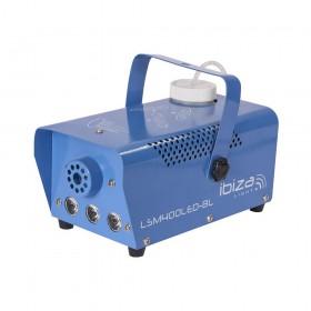 Ibiza Light LSM400 Mini rookmachine 400Watt met LED - Blauw