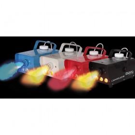 Ibiza Light LSM400 Mini rookmachine 400Watt met LED - aan