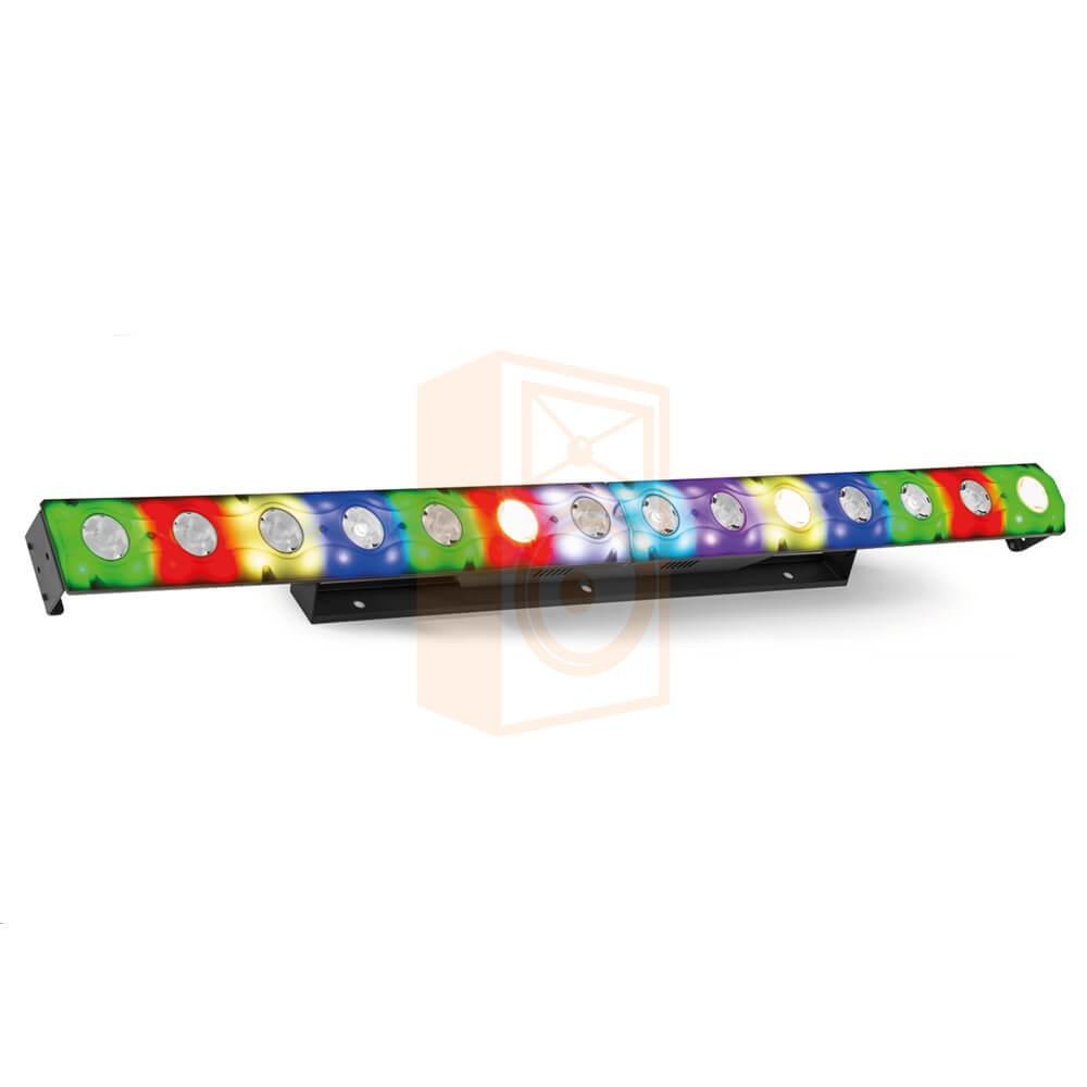 BeamZ LCB14 Hybride LED BAR Pixelbesturing - regenboog