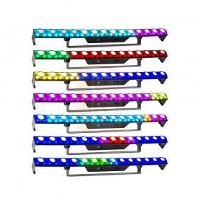 BeamZ LCB14 Hybride LED BAR Pixelbesturing - overzicht