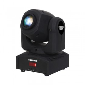 EQUINOX Fusion Spot MKII 12W LED movinghead - overzicht