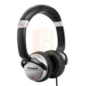 Numark Party Mix Set 7 DJ Controller met speakers en koptelefoon - koptelefoon