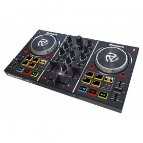 Numark Party Mix Set 7 DJ Controller met speakers en koptelefoon - dj controller