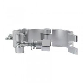 Equinox TC 50S PRO Aluminium 50kg Zilver Half Coupler met M10 Bout - open
