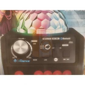 doos afbeelding - iDance Disco Cube BC5L BLACK Draadloze bluetooth speaker