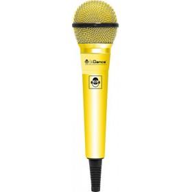 IDance CLM10 Karaoke microfoon Goud - voor