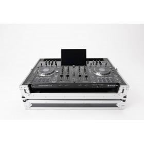 MAGMA DJ-controller case Prime 4 Flight case voor de Denon DJ Prime 4 -