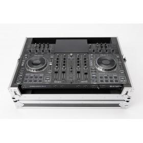 MAGMA DJ-controller case Prime 4 Flight case voor de Denon DJ Prime 4 - voorkant