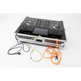 MAGMA DJ-controller case Prime 4 Flight case voor de Denon DJ Prime 4 - met kabels
