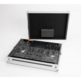 MAGMA DJ-controller case Prime 4 Flight case voor de Denon DJ Prime 4 - geheel