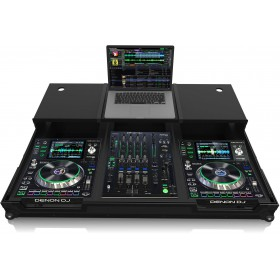 Zomo SCX-1800 Plus NSE Flightcase voor de Denon DJ Prime serie