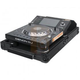 DAP Audio DAP Case voor Denon SC-5000 voorkant geopend met voorbeeld speler