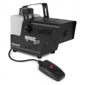 Type 1 - BeamZ Rage600 Rookmachine met of zonder draadloze controller
