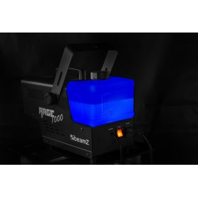 verlichte tank - BeamZ Rage1000 Rookmachine met Draadloze afstandsbediening