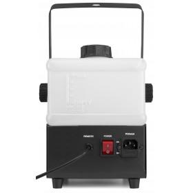 achterkant - BeamZ Rage1000 Rookmachine met Draadloze afstandsbediening