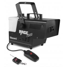 pakket - BeamZ Rage1000 Rookmachine met Draadloze afstandsbediening