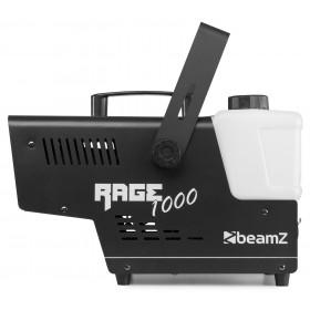 rechts - BeamZ Rage1000 Rookmachine met Draadloze afstandsbediening